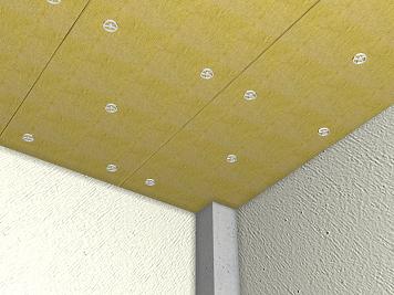 knauf insulation prix en france de m de isolation sous plancher avec laines min rales. Black Bedroom Furniture Sets. Home Design Ideas