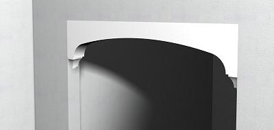 Estim e u de arc en pl tre g n rateur de prix de la for Modele arc en platre