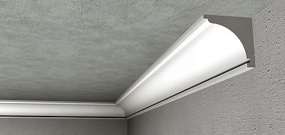 Corniche Platre Plafond prix en france de m de moulure en plâtre, pour la décoration